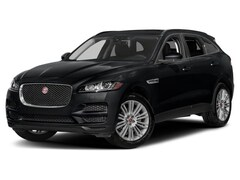 New 2019 Jaguar F-PACE 20d Prestige SUV for sale in Houston