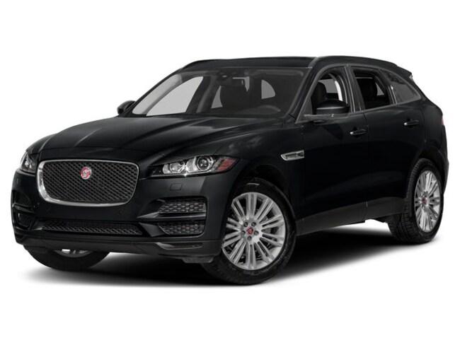 in Houston 2019 Jaguar F-PACE 20d Prestige SUV New