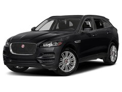 New 2019 Jaguar F-PACE 20d Prestige SUV for sale in Peoria, IL at Jaguar Land Rover Peoria