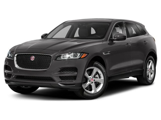 New 2019 Jaguar F-PACE AWD 30t Prestige SUV in Exeter, NH