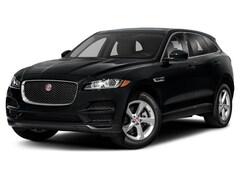 New 2019 Jaguar F-PACE 30t Prestige SUV SADCK2GX4KA397736 in Austin, TX