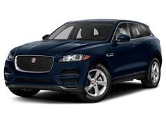 New 2019 Jaguar F-PACE 30t Prestige SUV SADCK2GX4KA358631 in Austin, TX