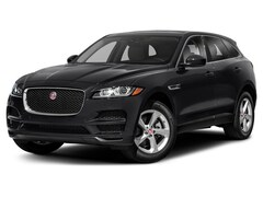 New 2019 Jaguar F-PACE AWD 30t Prestige SUV J1461 in Exeter, NH