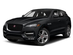 New 2019 Jaguar F-PACE R-Sport SUV in Akron, Ohio