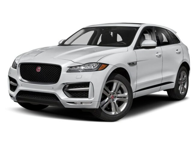 New 2019 Jaguar F-PACE 30t R-Sport SUV in Madison, NJ
