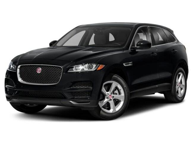 New 2019 Jaguar F-PACE Portfolio SUV in Akron, Ohio