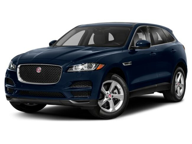 New 2019 Jaguar F-PACE AWD 30t Portfolio SUV in Exeter, NH