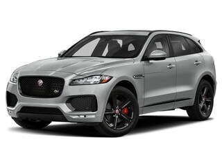 New 2019 Jaguar F-PACE S SUV for sale in New York