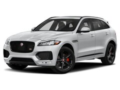 New 2019 Jaguar F-PACE AWD S SUV J1470 in Exeter, NH
