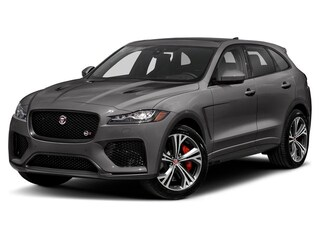 New 2019 Jaguar F-PACE SVR SUV in Thousand Oaks, CA