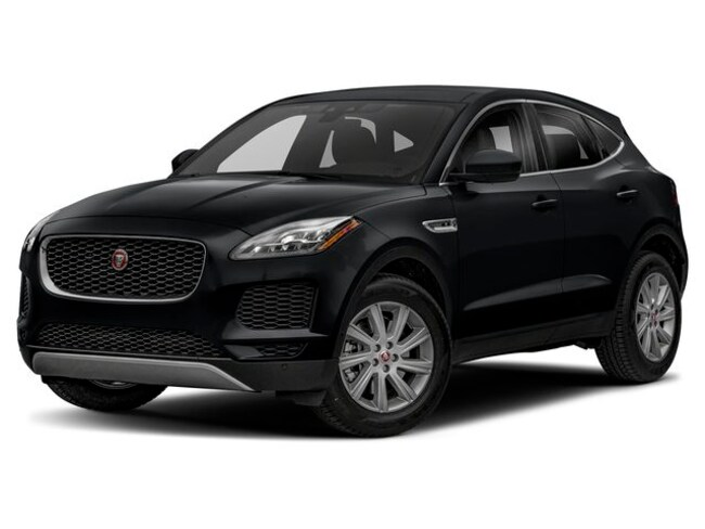 2019 Jaguar E-PACE Base SUV
