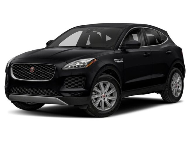 New 2019 Jaguar E-PACE SUV in Peoria