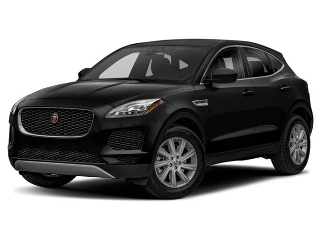 New 2019 Jaguar E-PACE AWD R-Dynamic HSE SUV in Exeter, NH