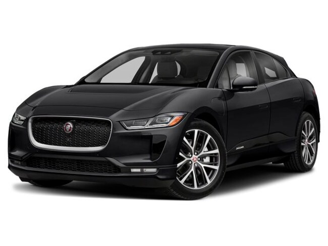 New 2019 Jaguar I-PACE HSE SUV in Thousand Oaks, CA