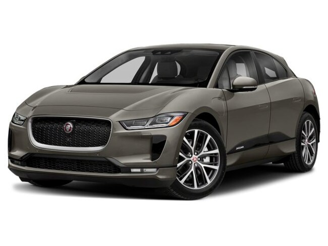 New 2019 Jaguar I-PACE HSE SUV in Troy