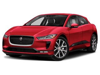 New 2019 Jaguar I-PACE EV400 First Edition SUV Electric SUV in Huntington