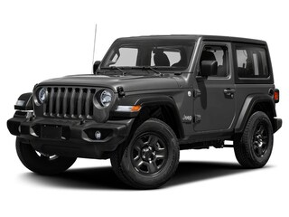 New cars, trucks, and SUVs 2019 Jeep Wrangler SPORT S 4X4 Sport Utility for sale near you in Somerset, PA