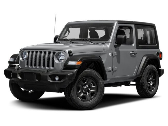 New 2019 Jeep Wrangler-Sold Sport 4X4 SUV for sale in Vermont