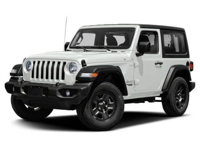 New 2019 Jeep Wrangler SPORT 4X4 Sport Utility for sale in Chicago, IL
