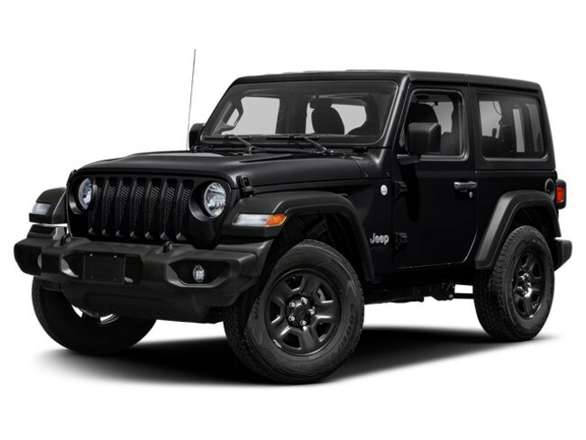 New 2019 Jeep Wrangler SPORT S 4X4 Sport Utility in Avon Lake