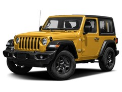 New 2019 Jeep Wrangler SPORT S 4X4 Sport Utility for sale in Blairsville, PA at Tri-Star Chrysler Motors
