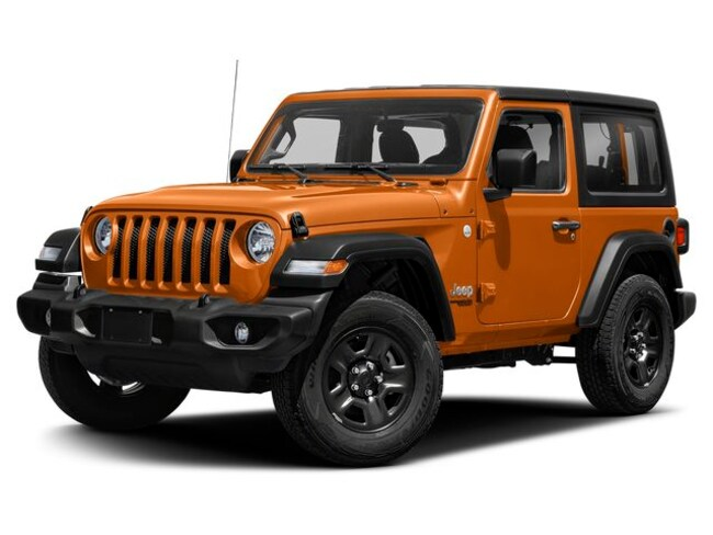 New 2019 Jeep Wrangler RUBICON 4X4 Sport Utility in New Carrollton, Maryland