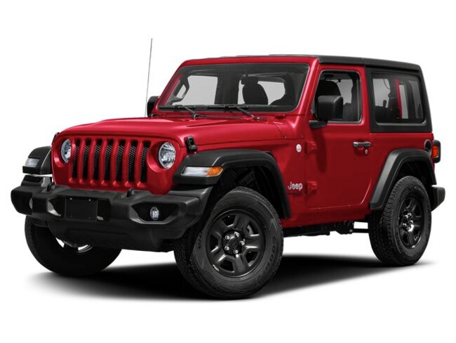 2019 Jeep Wrangler Rubicon SUV
