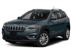 New 2019 Jeep Cherokee Latitude Sport Utility for sale near Charlotte, NC