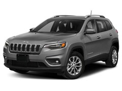 New 2019 Jeep Cherokee LATITUDE PLUS FWD Sport Utility 1C4PJLLX9KD423077 for sale in Alto, TX at Pearman Motor Company