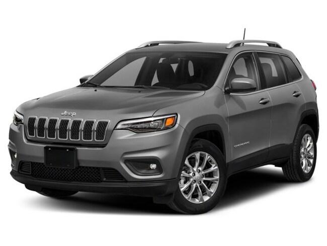 New 2019 Jeep Cherokee LATITUDE PLUS FWD Sport Utility for sale in Alto, TX at Pearman Motor Company