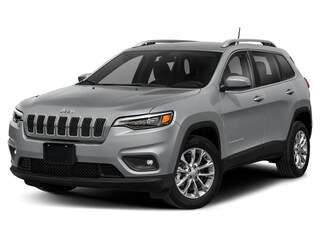 New 2019 Jeep Cherokee LATITUDE PLUS FWD Sport Utility Front-wheel Drive Tucson