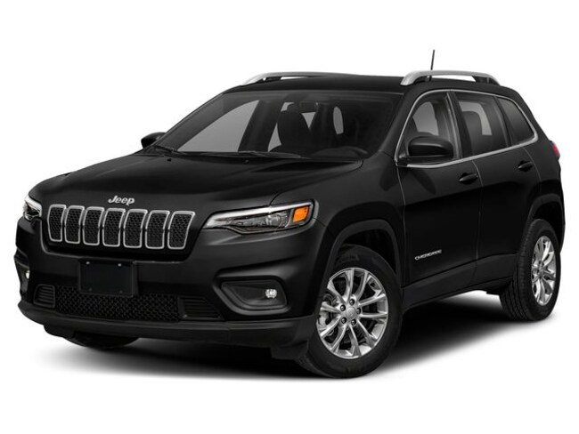 New 2019 Jeep Cherokee LATITUDE PLUS FWD Sport Utility 1C4PJLLBXKD204150 Decatur