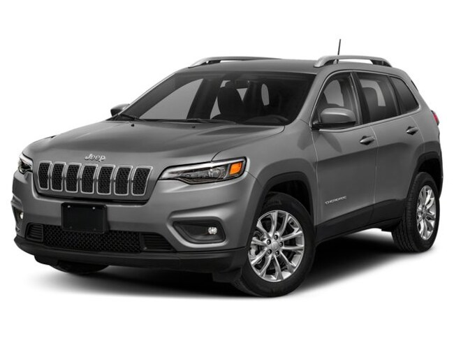 New 2019 Jeep Cherokee UPLAND 4X4 Sport Utility in Great Bend