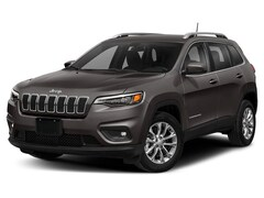 New 2019 Jeep Cherokee Latitude Plus SUV 1C4PJMLBXKD214215 for sale in Devils Lake at Devils Lake Chrysler Center