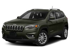 New 2019 Jeep Cherokee LATITUDE PLUS 4X4 Sport Utility 19092 in Oshkosh, WI