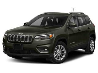 New 2019 Jeep Cherokee LATITUDE PLUS 4X4 Sport Utility in Elma, NY