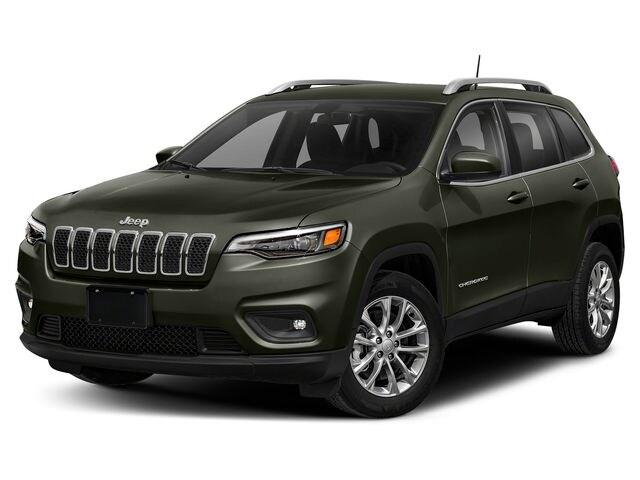 2019 Jeep Cherokee Latitude Plus 4x4 SUV