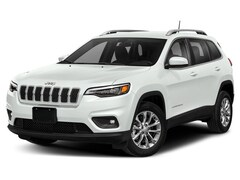 New 2019 Jeep Cherokee LATITUDE PLUS 4X4 Sport Utility for sale in CT
