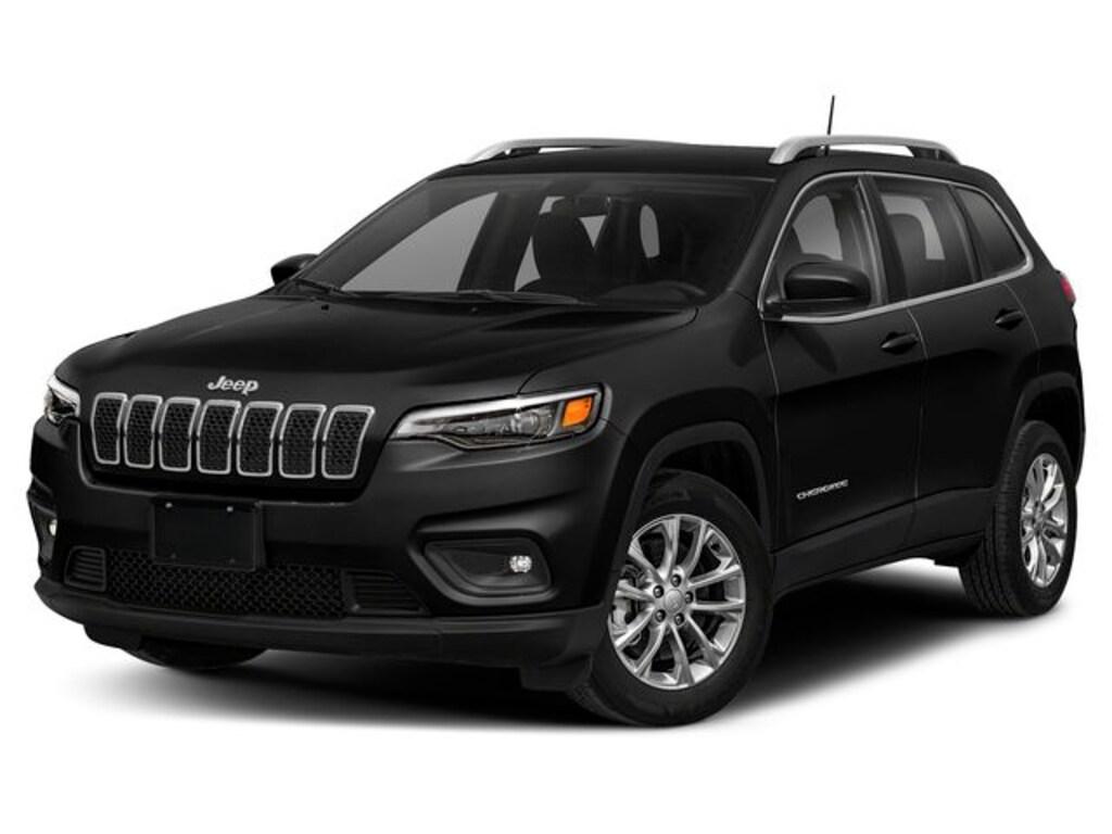 New 2019 Jeep Cherokee For Sale Wilkes-Barre in Berwick |  VIN:1C4PJMLX7KD477516