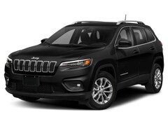 Used 2019 Jeep Cherokee Latitude Plus SUV in North Attleboro
