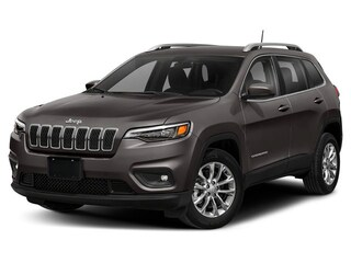 New 2019 Jeep Cherokee LIMITED 4X4 Sport Utility in Woodhaven, MI