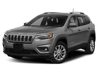 2019 Jeep Cherokee Limited 4x4 SUV in Portsmouth, NH