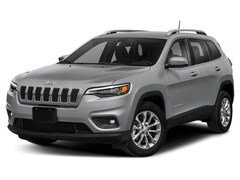 New 2019 Jeep Cherokee LIMITED 4X4 Sport Utility Livonia, Michigan