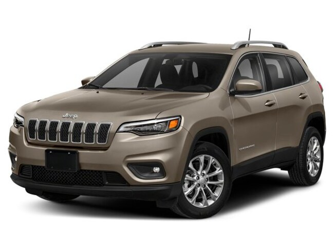New 2019 Jeep Cherokee Limited 4X4 SUV for sale in Vermont