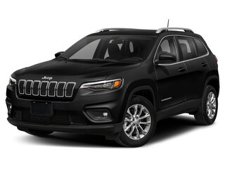 New 2019 Jeep Cherokee LIMITED 4X4 Sport Utility J17037 in Woodhaven, MI