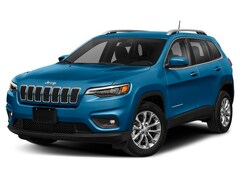 New 2019 Jeep Cherokee TRAILHAWK 4X4 Sport Utility in-North-Platte-NE
