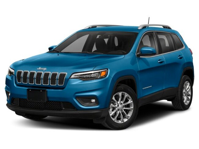 New 2019 Jeep Cherokee TRAILHAWK ELITE 4X4 Sport Utility For Sale/Lease Altoona, PA