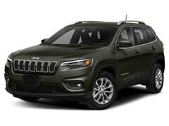 2019 Jeep Cherokee TRAILHAWK ELITE 4X4 Sport Utility