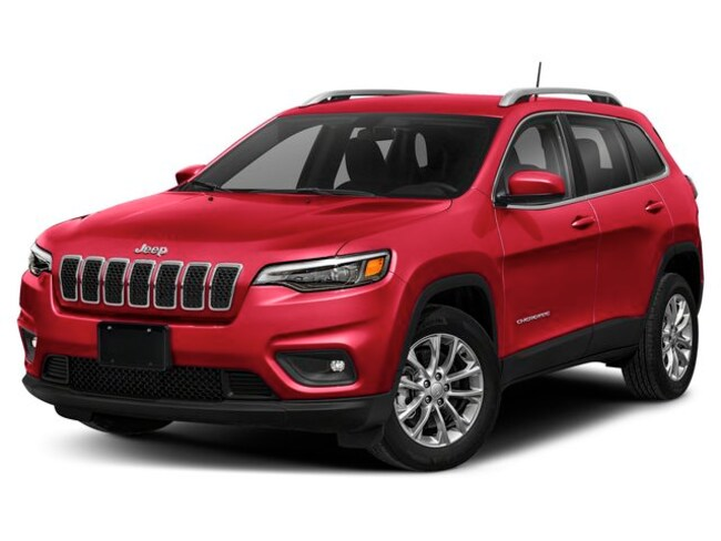 New 2019 Jeep Cherokee Trailhawk SUV in Roswell, NM