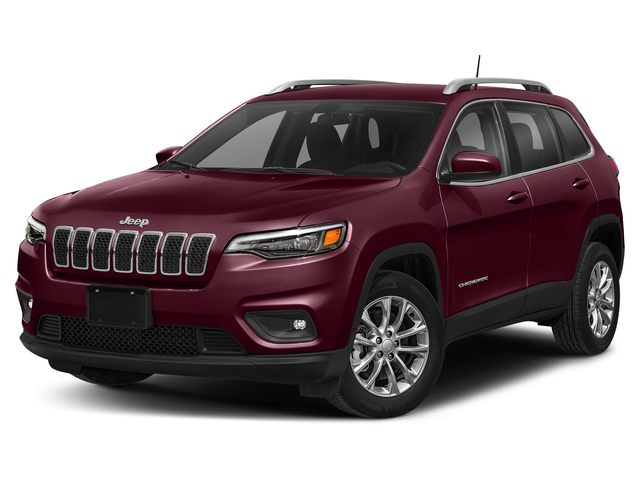New 2019 Jeep Cherokee TRAILHAWK 4X4 Sport Utility Altus, Oklahoma